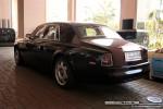 Exotics in Dubai: Rolls Royce Phantom - D rear left