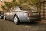 Left   Exotics in Dubai: Rolls Royce Phantom - F rear left