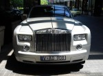 23   Exotic Spotting in Melbourne: Rolls Royce Phantom - front (Crown Casino, Vic, 23 Jan 08)