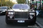 98octane Photos Exotic Spotting in Melbourne: Rolls Royce Phantom - front 1 (Lygon St, Carlton, Vic, 16 March 08)