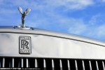 Photos wallpaper Australia Exotic Spotting in Melbourne: Rolls Royce Phantom - front badge 1a (Arthurs Seat, Vic, 19 July 2009)