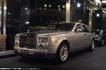 Exotic Spotting in Melbourne: Rolls Royce Phantom - front left (Crown, Vic, 26 Mar 09)
