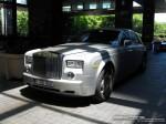 Exotic Spotting in Melbourne: Rolls Royce Phantom - front left (Crown Casino, Vic, 23 Jan 08)