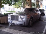 Left   Exotic Spotting in Melbourne: Rolls Royce Phantom - front left 1 (Crown Casino, Vic, 28 July 08)
