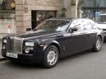 Left   Exotic Spotting in Europe: Rolls Royce Phantom - front left 1 (Park Lane, London 12 April 2006)