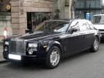 Exotic Spotting in Europe: Rolls Royce Phantom - front left 2 (Park Lane, London 12 April 2006)