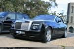 Wallpaper   Exotic Spotting in Melbourne: Rolls Royce Phantom - front left 3b (Arthurs Seat, Vic, 19 July 2009)