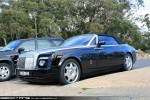Left   Exotic Spotting in Melbourne: Rolls Royce Phantom - front left 4 (Arthurs Seat, Vic, 19 July 2009)