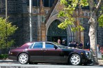Exotic Spotting in Melbourne: Rolls Royce Phantom