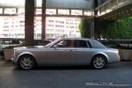 Victoria   Exotic Spotting in Melbourne: Rolls Royce Phantom - profile left (Crown Casino, Victoria, 26 Mar 09)