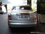 Exotic Spotting in Melbourne: Rolls Royce Phantom - rear (Crown Casino, Vic, 23 Jan 08)