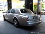 Left   Exotic Spotting in Melbourne: Rolls Royce Phantom - rear left (Crown Casino, Vic, 23 Jan 08)