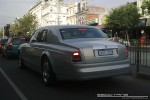 Feb   Exotic Spotting in Melbourne: Rolls Royce Phantom - rear left (St Kilda, Vic, 7 Feb 09)