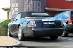Exotic Spotting in Melbourne: Rolls Royce Phantom - rear left 1 (Arthurs Seat, Vic, 19 July 2009)