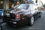 Car   Exotic Spotting in Melbourne: Rolls Royce Phantom - rear right (Lygon St, Carlton, Vic, 16 March 08)