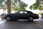 Exotic Spotting in Melbourne: Rolls Royce Phantom Drophead - profile left 2 (Crown Casino, Vic, 18 Feb 09)