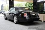 Left   Exotic Spotting in Melbourne: Rolls Royce Phantom Drophead - rear left 1 (Crown Casino, Vic, 30 March 08)