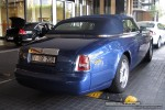 In   Exotic Spotting in Melbourne: Rolls Royce Phantom Drophead - rear right 1 (Crown Casino, Vic, 18 Feb 09)