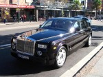 For   Exotics spotted in NSW, Australia: Rolls Royce Phantom