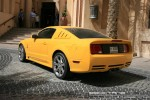 Sale   Exotics in Dubai: Saleen Mustang GT - rear left