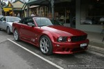 Sale   Exotic Spotting in Melbourne: Saleen S281 Convertible - front right 1 (Olinda, Vic, 3 Aug 08)