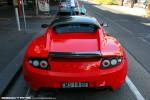 Photos street Australia Exotic Spotting in Melbourne: Tesla Roadster