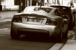 Aston db7 Australia Spotted: Aston martin vanquish S