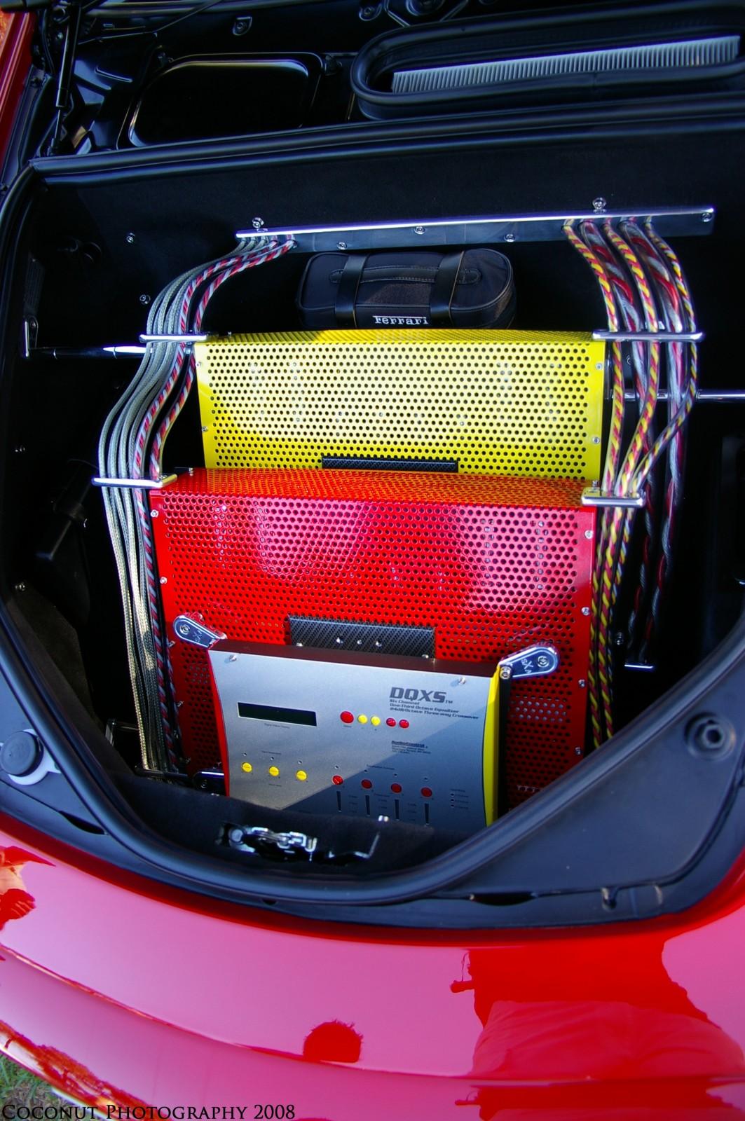 SXAUDIO Ferrari F430 - Public