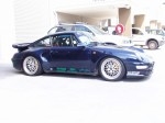 Porsche _993 Australia Ready To Race: Showing off