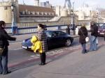 993   Cars in London: Porsche 993