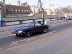 Convert   Cars in London: Jag convertable