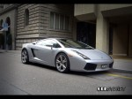 Street   Exotic Spotting in Sydney: Lamborghini Gallardo