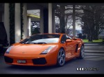 cel Photos Exotic Spotting in Sydney: Lamborghini Gallardo