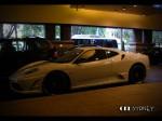 cel Photos Exotic Spotting in Sydney: Ferrari 430 Scuderia