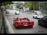 Street   Exotic Spotting in Sydney: Ferrari Testarossa