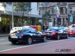 Ferrari   Exotic Spotting in Sydney: Ferrari 599 GTB Fiorano & Aston Martin DB9 Volante