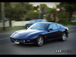 Ferrari _456 Australia Exotic Spotting in Sydney: Ferrari 456M GT