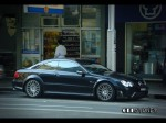 Series   Exotic Spotting in Sydney: Mercedes CLK 63 AMG Black Series