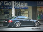 Mercedes amg Australia Exotic Spotting in Sydney: Mercedes CLK 63 AMG Black Series
