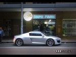 Mercedes   Exotic Spotting in Sydney: Audi R8