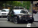 cel Photos Exotic Spotting in Sydney: Rolls-Royce Phantom