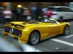 Zonda   Exotic Spotting in Sydney: Pagani Zonda C12-S Roadster