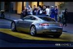 Van   Exotic Spotting in Sydney: Aston Martin AMV8 Vantage