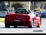Photos street Australia Exotic Spotting in Sydney: Ferrari 360 Spider