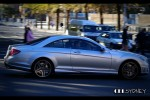 Mercedes amg Australia Exotic Spotting in Sydney: Mercedes CL65 AMG