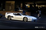 cel Photos Exotic Spotting in Sydney: De Tomaso Pantera
