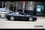 Ferrari _355 Australia Exotic Spotting in Sydney: Ferrari F355 GTS