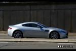Aston vantage Australia Exotic Spotting in Sydney: Aston Martin AMV8 Vantage