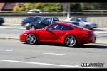 Street   Exotic Spotting in Sydney: Porsche 997 Turbo
