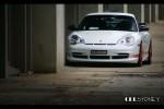 Porsche   Exotic Spotting in Sydney: Porsche 996 GT3 RS